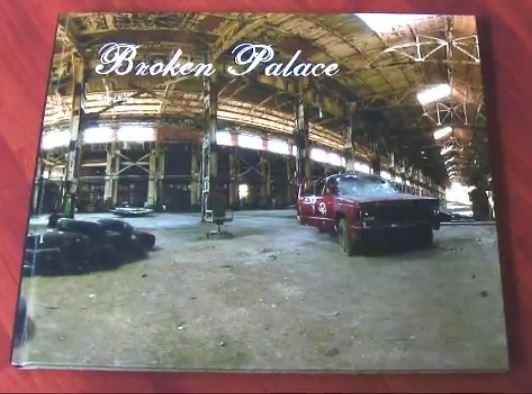 Broken Palace PhotoBook